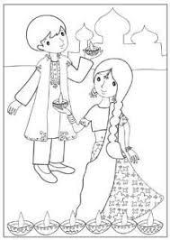 Animated Diwali Wishes In Hindi