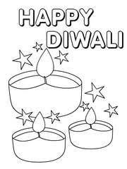 Animated Diwali
