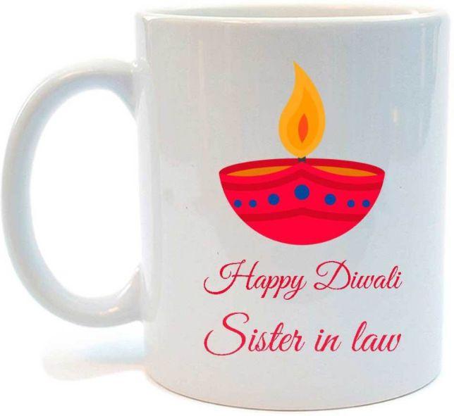 Happy Diwali Greetings For Sweet Sister