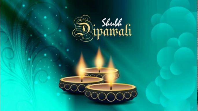 Happy Diwali Greetings To Cute Sister