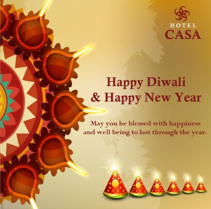 Hindi Diwali Wishes For Sister