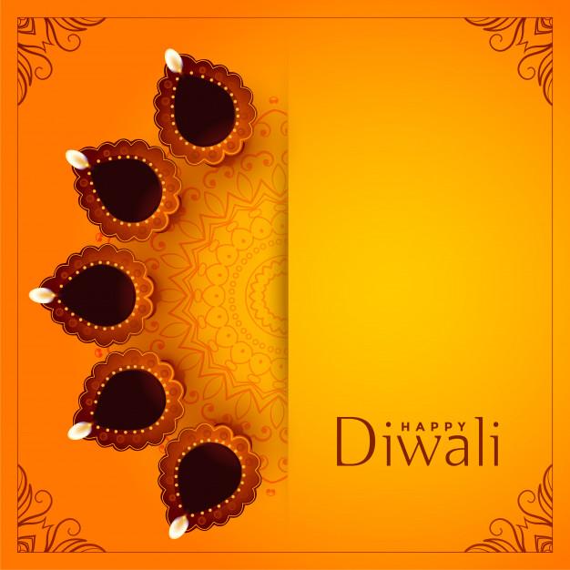 happy-diwali-yellow