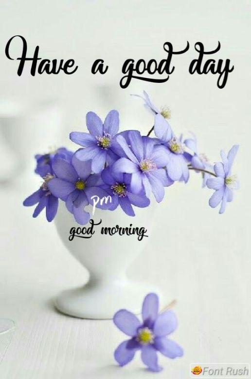 Good Morning Sweet heart