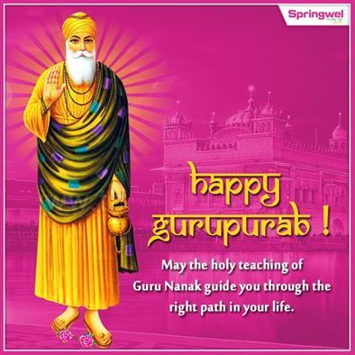 Guru Nanak Gurpurab Whatsapp Status Free Download