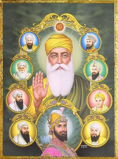Parkash Purab Of Guru Granth Sahib Ji