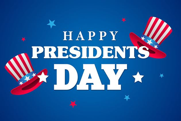 Happy Presidents Day Clipart Black And White