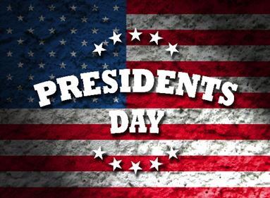 Happy Presidents Day Off