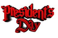 Happy Presidents Day Or President's Day