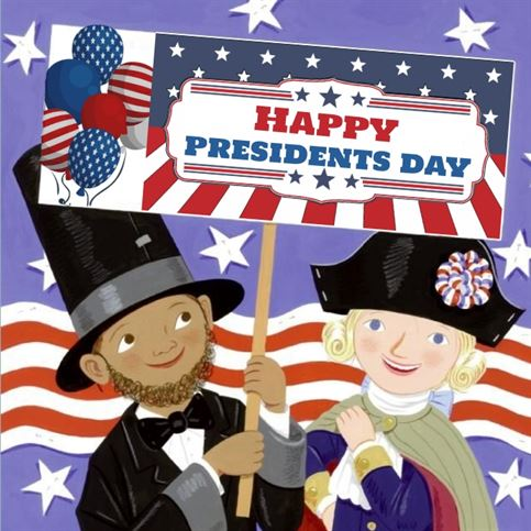 Happy Presidents Day Week 2020