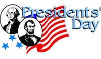 Presidents Day Off