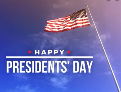 Very Presidents Day Off 2020