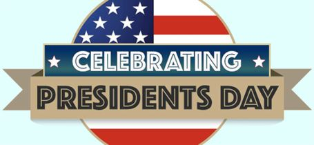 Free Animated Presidents Day Gif