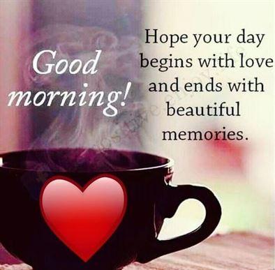 Good Morning B Love Photo