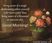 Good Morning Blingee